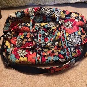 Happy Snails Weekender Bag